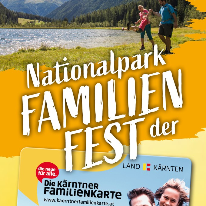 Nationalpark Familienfest
